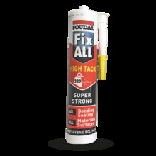 Soudal Fix All High Tack 290 Ml ragasztó