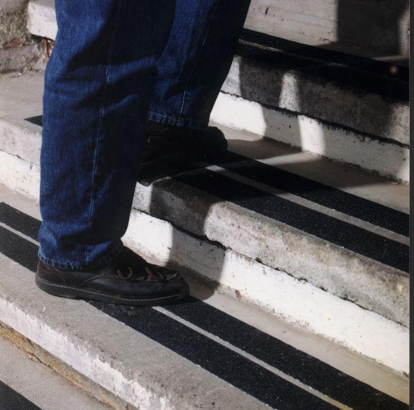 Csúszásgátló Szalag Standard fekete